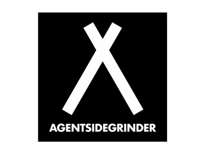 Agent Side Grinder - Sticker 2019 square main photo