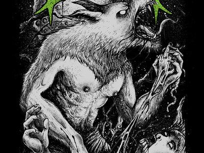Werewolf Sticker main photo