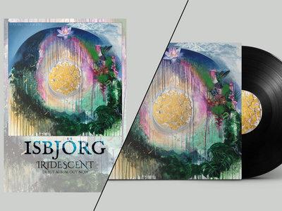 Iridescent LP + Poster bundle main photo