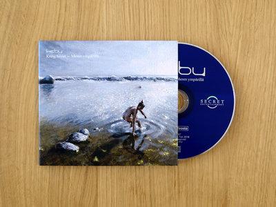 Kring havet - Meren ympärillä (EP) - CD (LIMITED EDITION) main photo