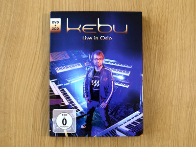 Kebu - Live in Oslo - box set (LIMITED EDITION incl. download) main photo