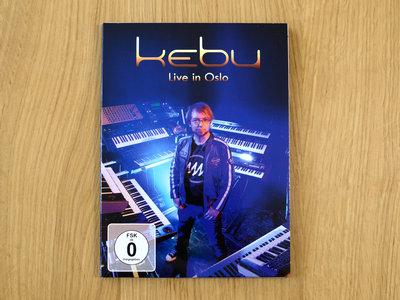 Kebu - Live in Oslo - DVD (download included) main photo