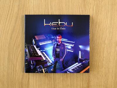 Kebu - Live in Oslo - 2CD main photo