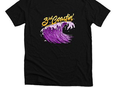 3rd Coastin' Black T-Shirt main photo