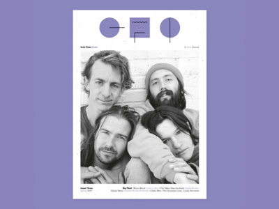 USA ONLY! A Music Journal (Issue Three) - Big Thief main photo