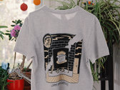 Three Piece Puzzle T-shirt - two color photo