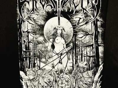 Wolvmaiden T-shirt main photo