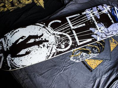Rosetta Skateboard main photo