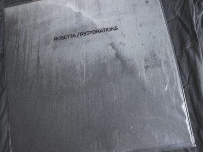 Rosetta/Restorations Split LP main photo