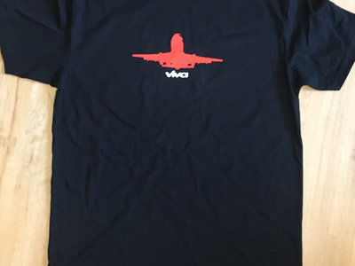 Airplane Unisex Black main photo