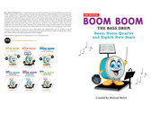 Boom Boom the Bass Drum - Quarter and Eighth Notes photo