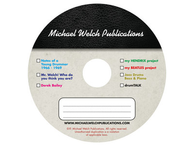 Data Disc Loaded with special order music/video/data - $40.00 up main photo