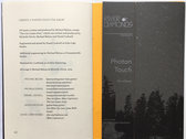 Photon Touch: poems + complete album photo