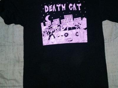 Purple City DEATH CAT T-Shirt main photo