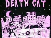 Purple City DEATH CAT T-Shirt photo