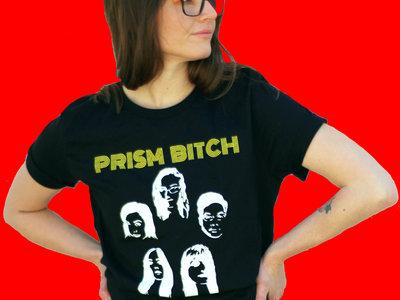 Prism Bitch Faces Canvas T main photo