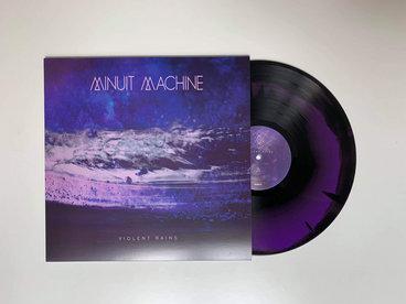 "Limited Edition 12"" Marbled Purple Vinyl main photo"