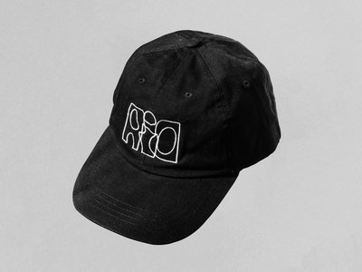 """R.i.O. """"LOW PROFILE 6 PANEL CAP"""" (Black) main photo"""