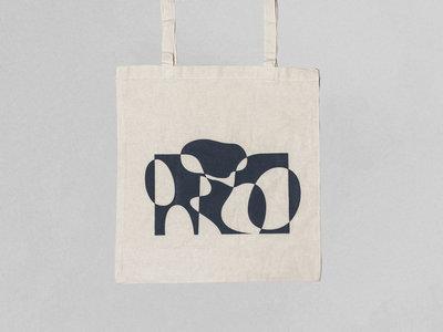 """R.i.O. Tote Bag """"BIG Logo"""" (Beige) main photo"""