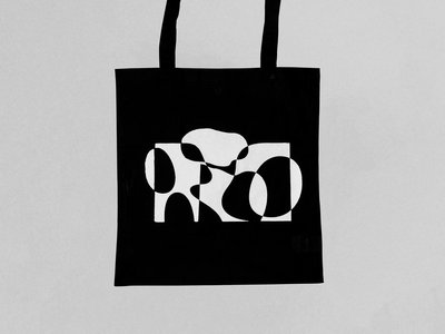 "R.i.O. Tote Bag ""BIG Logo"" (Black) main photo"