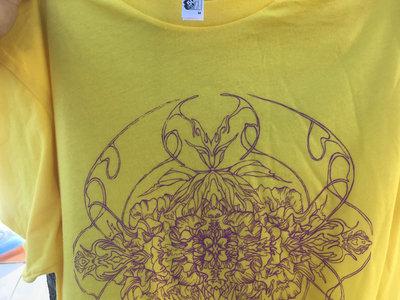 NOTDEADYET yellow shirts! main photo