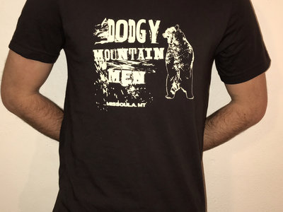 Men's Brown Grizzly T-shirt main photo