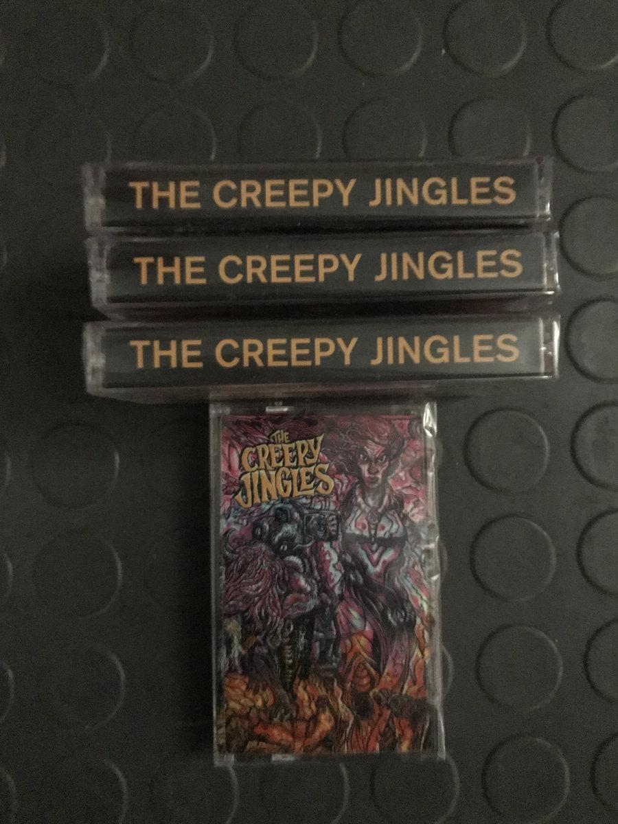 The Creepy Jingles - S/T EP | High Dive Records