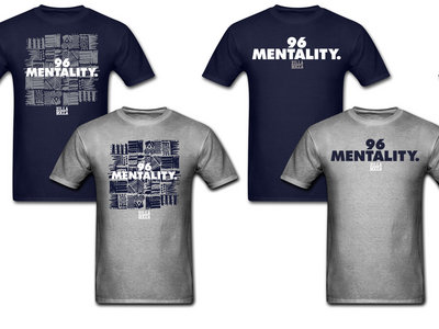 96 Mentality T-Shirts main photo