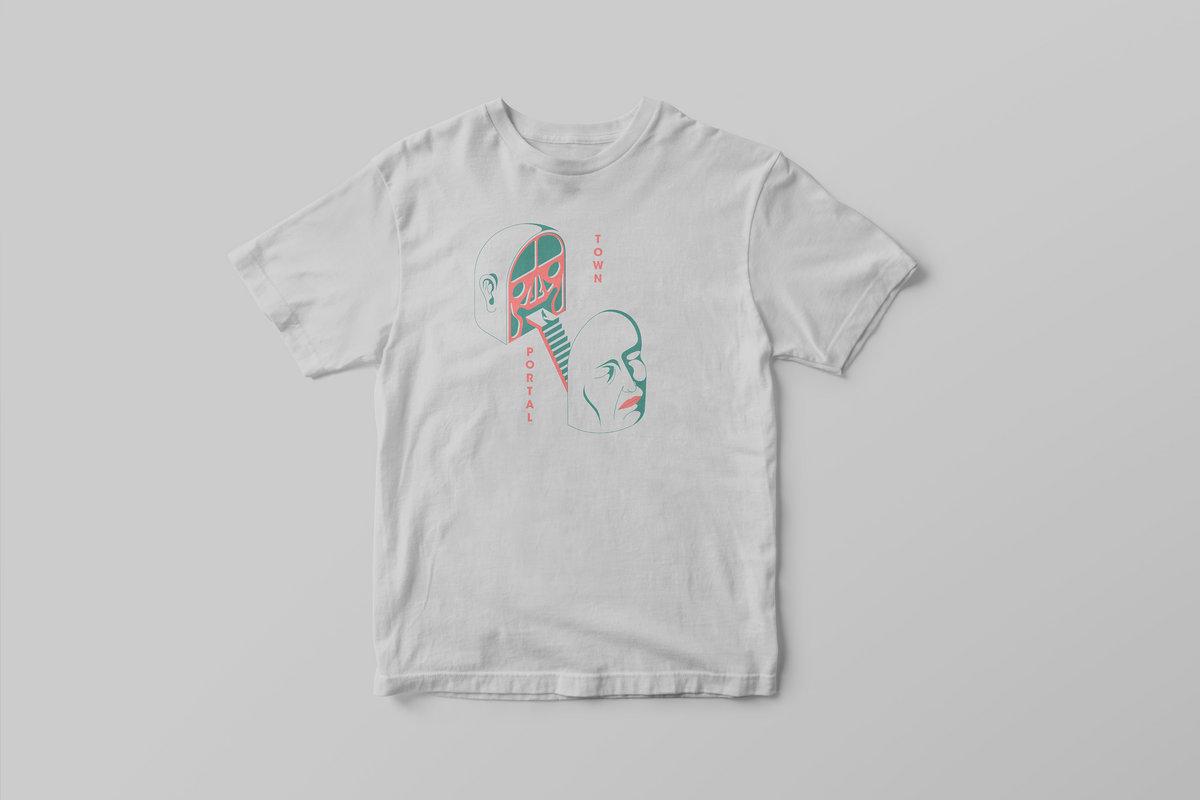 d120a34df Town Portal Vanitas Design T-Shirt | Small Pond