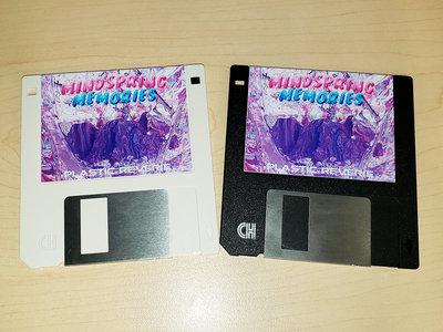 "MindSpring Memories - Plastic Reverie 3.5"" Floppy Disk main photo"