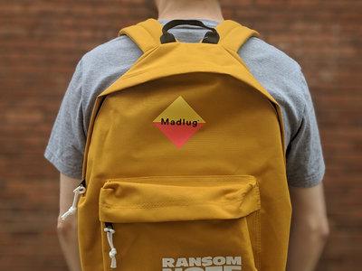Ransom Note x Madlug Backpack main photo