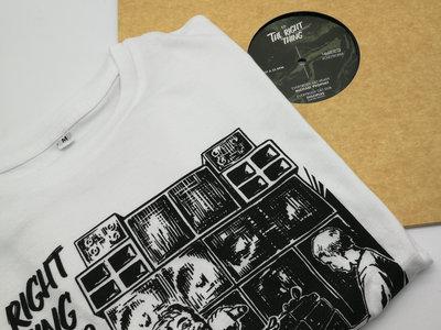 BUNDLE! The Right Thing T-shirt + Vinyl main photo