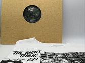 BUNDLE! The Right Thing T-shirt + Vinyl photo