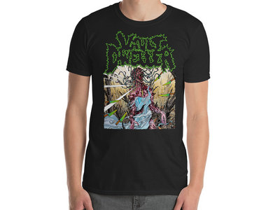 Vault Dweller - Existence At A Distance T-Shirt main photo