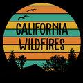 California Wildfires image