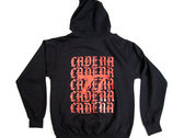 Dez Yusuf - Suicide King Cadena 77 Hoodie photo