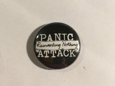Panic Attack - reinventing nothing pin main photo