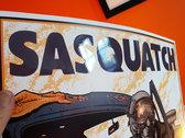 Sasquatch - Maneuvers Australian 2019 Tour Poster photo