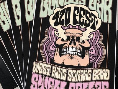 420 Fest Burley Oak Poster main photo