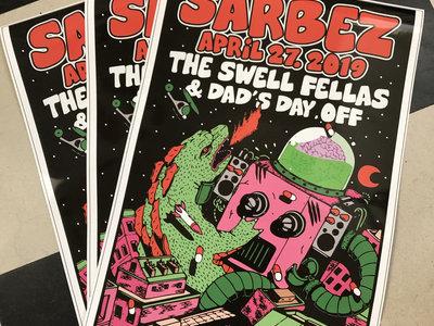 Sarbez Poster main photo