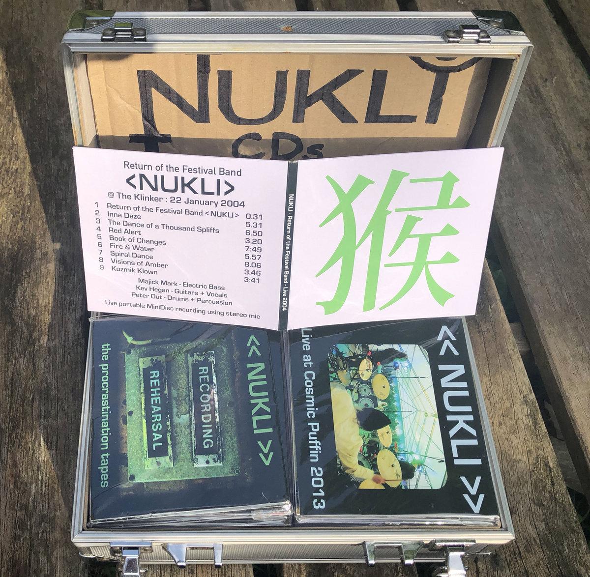 Book of Changes | <<NUKLI>>