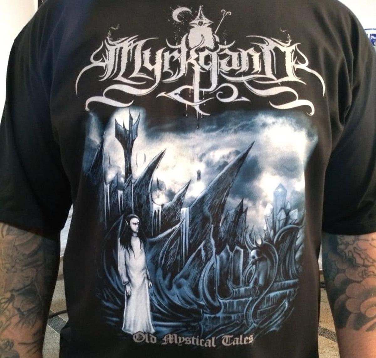 Old Mystical Tales | Myrkgand
