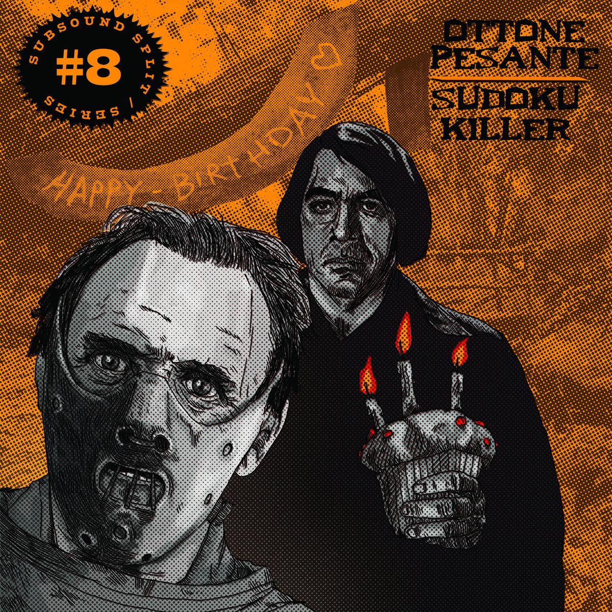 Split 08 - Ottone Pesante / Sudoku Killer | Subsound Split