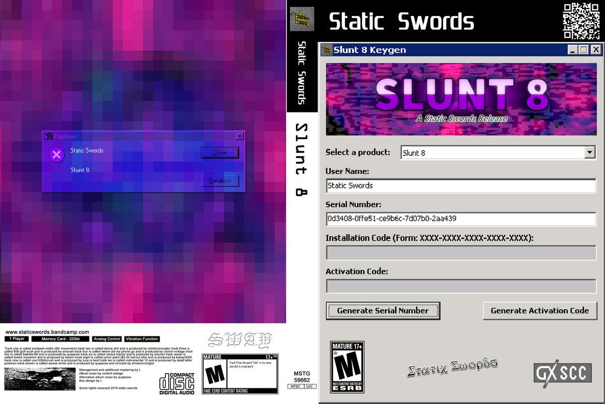 Soulseek Mafia (8th Movement) | STATIC SWORDS