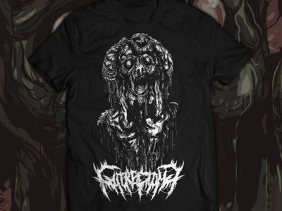 Black Zombie T-Shirt main photo