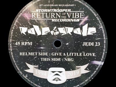 JEDI 23 Vinyl/CD/Stickers Bundle main photo