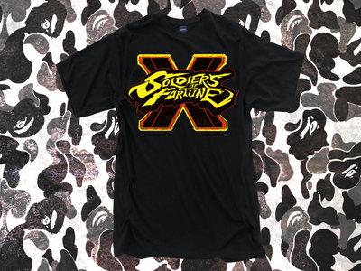 SOF X Ten Year Anniversary Black T-Shirt main photo