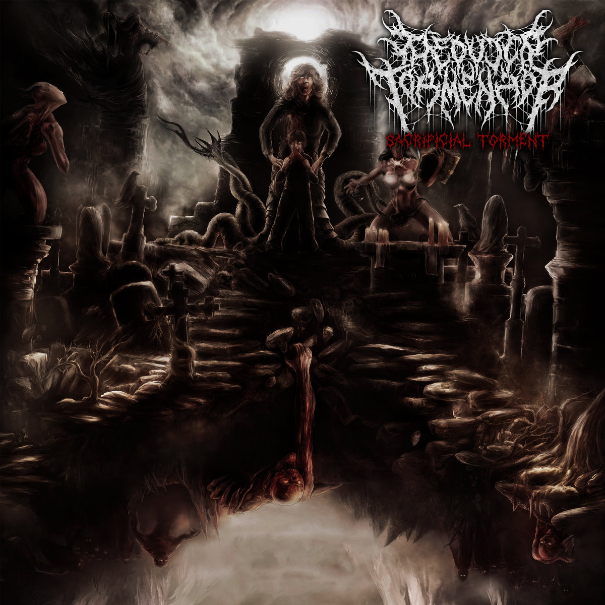 Damnation Suffering Eternally Damned | The Outer Tormentor