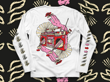 Radio Therapy - Long Sleeve T-shirt (Boxout Weekender Limited Edition) main photo