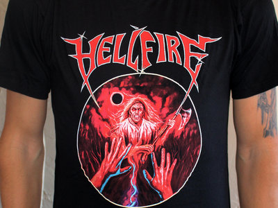 To Hell and Back Shirt main photo